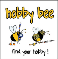 Hobby Bee - What do you do in your spare time ?