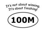 Inspiration for the Ultramarathoner (100M)