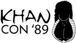 Khan Con '89