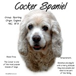 Cocker Spaniel (buff)