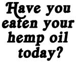 hemp oil today