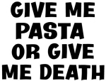 Give me Pasta