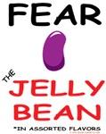 Fear the Jelly Bean- Purple-Grape