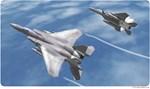 F-15 Eagles Break!