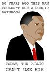 Obama's Bathroom