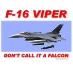 F-16 Viper- Don't Call It a Falcon