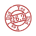 Marathon Stamp of Approval