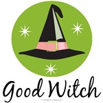 Good Witch T-shirt Halloween Treats Gifts