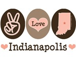 Indianapolis Apparel T shirt Indiana Gifts