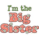 I'm the Big Sister T shirt Tees and Gifts