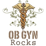 OB GYN T shirt Obstetrics and Gynecology Gift