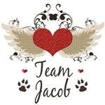 Team Jacob T-shirt Tees and Gifts