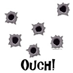 Bullets Ouch