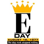 Elvis E Day Rock Stopped Rolling