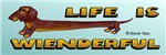 Life Is Wienderful II