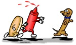 Run Wiener Dog!