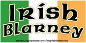Irish Blarney Flag