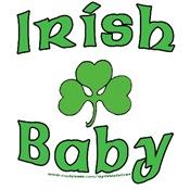 Irish Baby - Shamrock Design