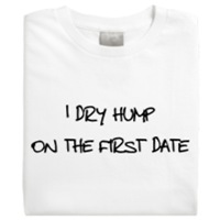 Dry-hump on the first date