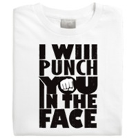 I Will Punch You