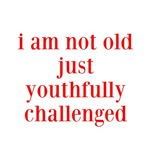 I am not old