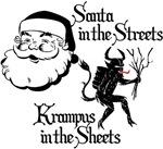 Santa In The Streets