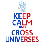 FRINGE - Keep Calm and Cross Universes (Parody)