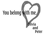 Olivia Quote: You Belong With Me