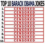 Ministry of Propaganda, Top 10 Obama Jokes