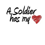 A Soldier has my heart!