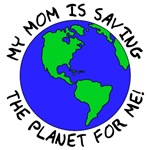 Mom's Saving the Planet