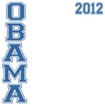 Obama 2012 Verticle