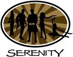 Serenity Silhouette 1