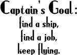 Captain's Goal