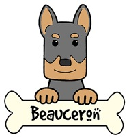 Beauceron Cartoon T-Shirts and Gifts