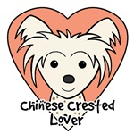 Chinese Crested Lover (White Chinese Crested)