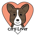 Cardigan Welsh Corgi Lover (Brindle Corgi)