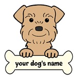 Personalized Border Terrier