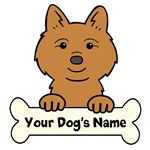 Personalized Finnish Spitz