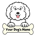 Personalized Old English Sheepdog