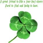 4 Leaf Clover Luck