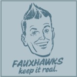 Fauxhawks