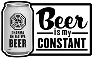 Beer Is My Constant
