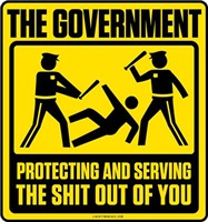 The Government: Protecting & Serving