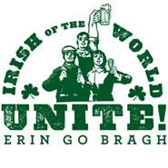 Irish of the World Unite!