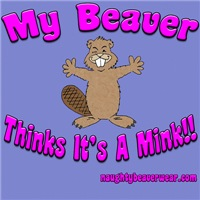 My Beaver Thinks It's A Mink