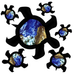 Earthly Turtles