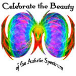 Celebrate the Spectrum (Butterfly)