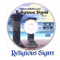 ASLPro.com - Religious Signs