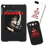 Rambo iPhone, Android & iPad Cases
